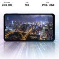 گوشی موبایل سامسونگ Galaxy A12/SM-A125Fدوسیمکارت ظرفیت۱۲۸گیگابایت
