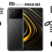 گوشی موبایل شیائومی Xiaomi Poco M3دوسیمکارت ظرفیت۶۴گیگابایت