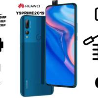 گوشی موبایل هواوی HUAWEI Y9 Prime 2019دو سیم کارت ظرفیت ۱۲۸ گیگابایت
