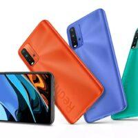 گوشی موبایل شیائومی مدل redmi 9T M2010J19SG ظرفیت ۱۲۸ گیگابایت