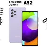 گوشی موبایل سامسونگ مدل A52 SM-A525F/DS دو سیمکارت ظرفیت ۱۲۸ گیگابایت و رم ۸ گیگابایت