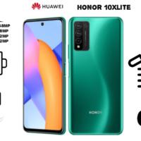 گوشی موبایل آنر مدل ۱۰x Lite DNN-LX9 دو سیم کارت ظرفیت ۱۲۸ گیگابایت و رم ۴ گیگابایت