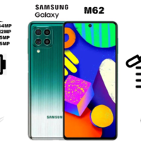 گوشی موبایل سامسونگ مدل M62 SM-M625F/DS دو سیمکارت ظرفیت ۱۲۸ گیگابایت و رم ۸ گیگابایت