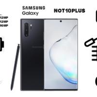 گوشی موبایل سامسونگ مدل Galaxy Note 10 Plus N975F/DS دو سیمکارت ظرفیت ۲۵۶ گیگابایت
