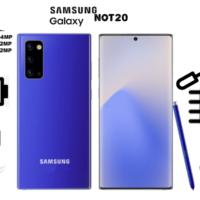 گوشی موبایل سامسونگ مدل Galaxy Note20 SM-N980F/DS دو سیم کارت ظرفیت ۲۵۶ گیگابایت