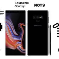 گوشی موبایل سامسونگ مدل Galaxy Note 9 SM-N960F/DS دو سیمکارت ظرفیت ۱۲۸ گیگابایت