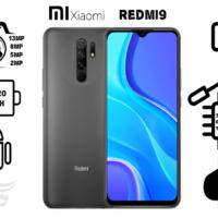 گوشی موبایل شیائومی مدل Redmi 9 M2004J19AG دو سیم کارت ظرفیت ۶۴ گیگابایت