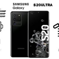 گوشی موبایل سامسونگ مدل Galaxy S20 Ultra SM-G988B/DS دو سیم کارت ظرفیت ۱۲۸ گیگابایت