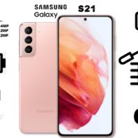 گوشی موبایل سامسونگ مدل Galaxy S21 5G دو سیم کارت ۲۵۶ گیگابایت