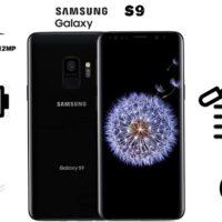 گوشی موبایل سامسونگ مدل Galaxy S9 دو سیم کارت ظرفیت ۶۴ گیگابایت