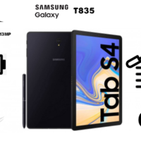 تبلت سامسونگ مدل GALAXY TAB S4 10.5 LTE 2018 SM-T835 ظرفیت ۶۴ گیگابایت