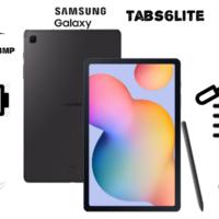 تبلت سامسونگ مدل Galaxy TAB S6 Lite ظرفیت ۶۴ گیگابایت
