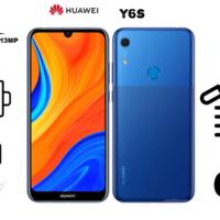 گوشی موبایل هوآوی مدل Y6s JAT-L29 دو سیم کارت ظرفیت ۶۴ گیگابایت