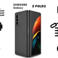 گوشی موبایل سامسونگ مدل Galaxy Z Fold2 LTE SM-F916B تک سیمکارت ظرفیت ۲۵۶ گیگابایت