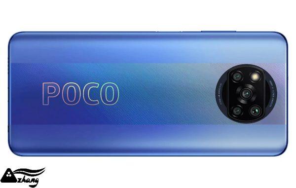 گوشی موبایل شیائومی مدل POCO X3 Pro M2102J20SG NFC دو سیم کارت ظرفیت ۱۲۸ گیگابایت
