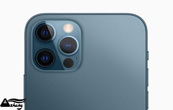 گوشی موبایل اپل مدل iPhone 12 Pro A2408 دو سیم کارت ظرفیت ۱۲۸ گیگابایت