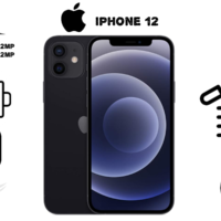 گوشی موبایل اپل مدل iPhone 12 A2404 دو سیم کارت ظرفیت ۱۲۸ گیگابایت