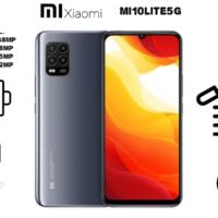 گوشی موبایل شیائومی مدل Mi 10 Lite 5G M2002J9G دو سیم کارت ظرفیت ۱۲۸ گیگابایت