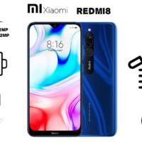 گوشی موبایل شیائومی مدل Redmi 8 M1908C3IG دو سیم کارت ظرفیت ۳۲ گیگابایت