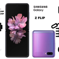 گوشی موبایل سامسونگ مدل Galaxy Z Flip SM-F700F/DS دو سیم کارت ظرفیت ۲۵۶ گیگابایت